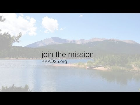 The Mission and the Mountain - Dedicated to the 90+