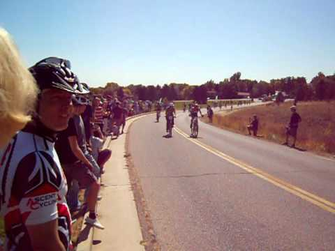 Start of the 24 Hours of Colorado Springs (USA Cycling 24-Hour Mountain Bike Championship)