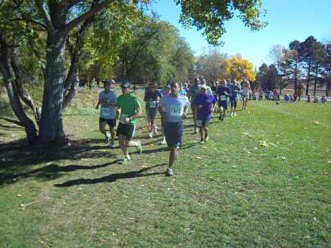 Start of Fall Series II at Bear Creek Park