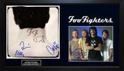The Foo Fighters Custom Display