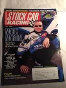 #27-65, NASCAR, HOF, MARK MARTIN, Signing, Stock C