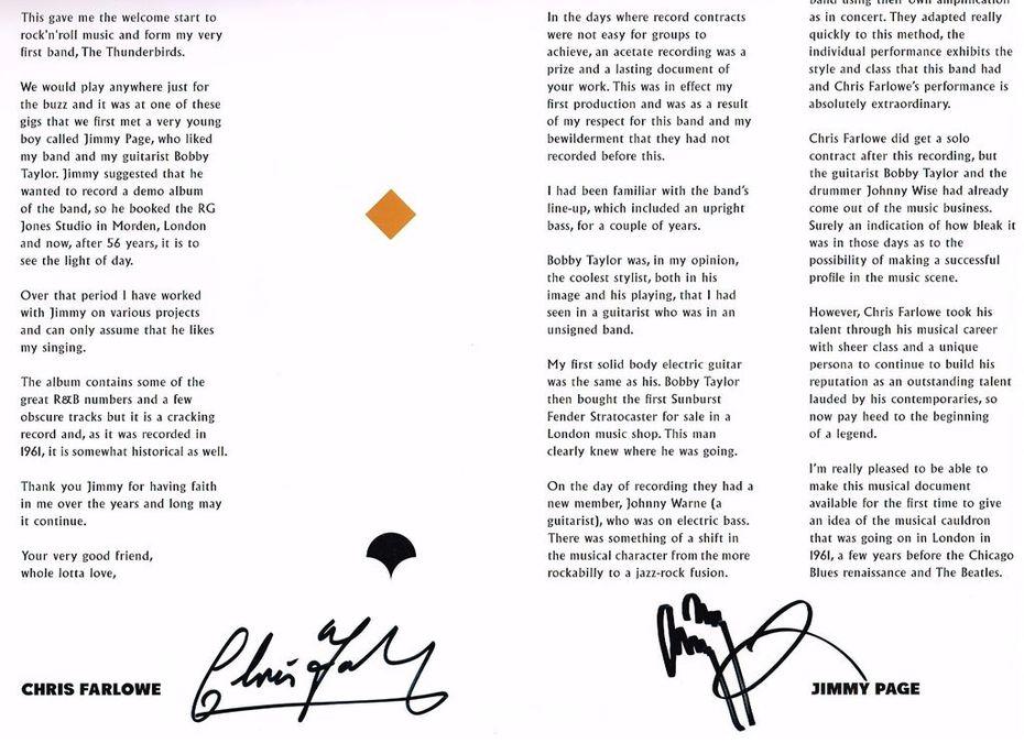 Jimmy Page & Chris Farlowe