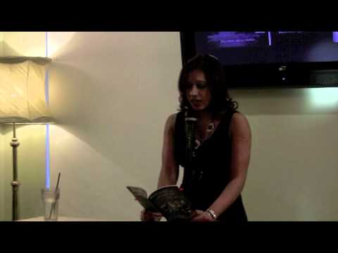 """Rachael Belle Myers recites poetry from her book """"Extracts from my Mind"""".m4v"""