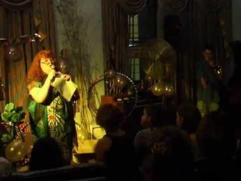 Lou Steer @ Caravan Slam 1st Birthday - We are the Poem