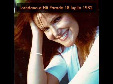 Loredana a Hit Parade 18 luglio 1982