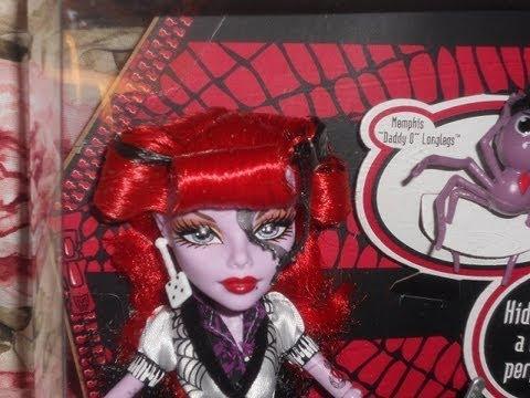 Monster High operetta Review!