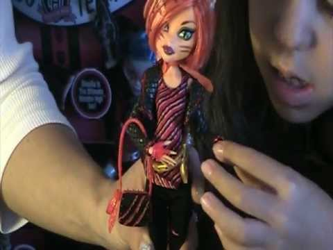 Monster High Review Toralei