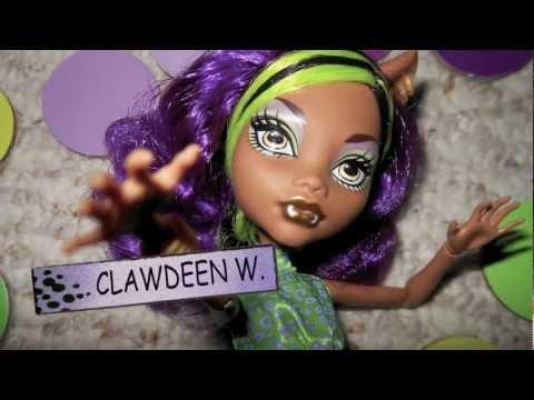 My Monster High Dolls Pt.3