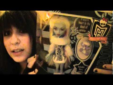 New Monster High™ Doll!