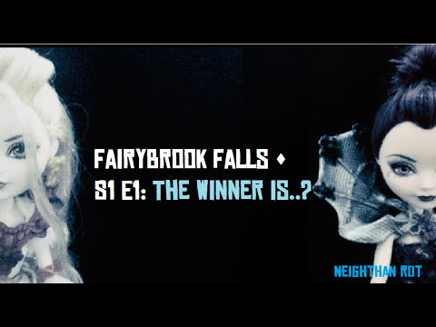 FairyBrook Falls: Teaser 1: Raven lives for the applause