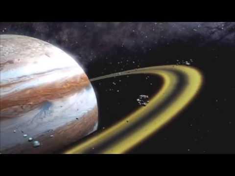 (A la caza de planetas anillados) Documental completo en Español