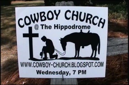 Cowboy Church @ The Hippodrome~I