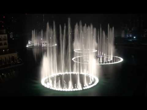 Wet Design's Dubai Fountain