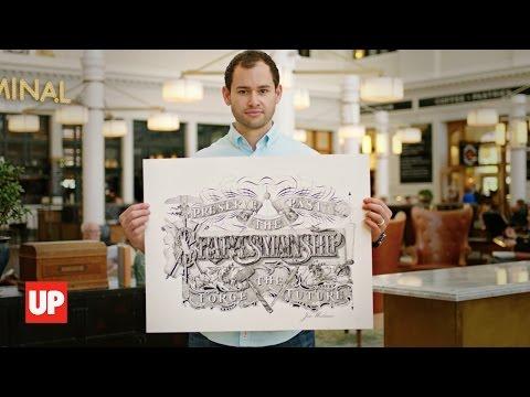 Master Penman Jake Weidmann | HUMAN