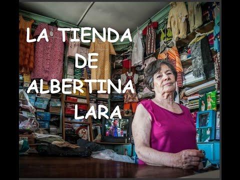 La Tienda de Albertina Lara. Tabasco, Zacatecas.
