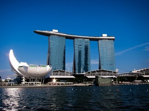 MegaStructures - Marina Bay Sands Casino, Singapore (National Geographic Documentary)
