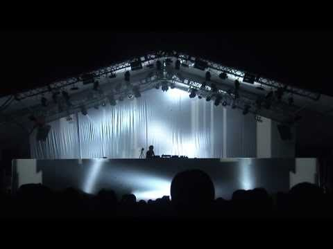 FUJI ROCK FESTIVAL'10 LiveTechnical MAPPING VJ SYSTEM feat,KEN ISHII_002