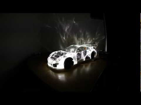 car video-mapping research