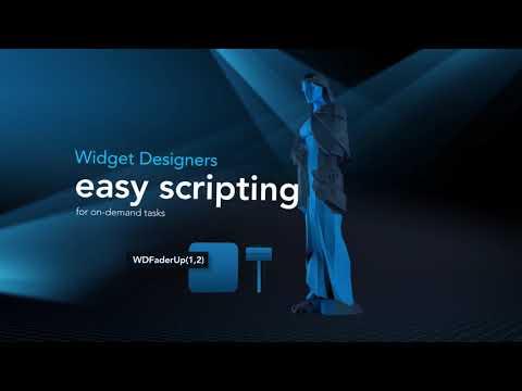 What is Widget Designer?