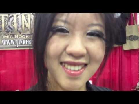 Anime Expo 2012 Yutine Fungan Tinker Table...