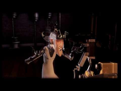 The Clockwork Girl Trailer-Frogchildren Studios