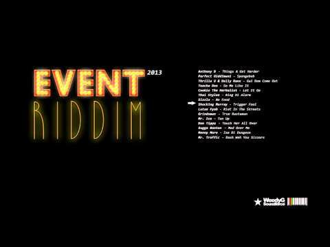 VA Event Riddim | Weedy G Soundforce 2013