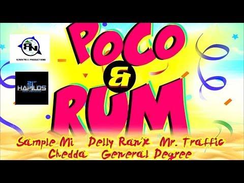 Poco & Rum Riddim | Riva Nile Productions  (Kingston, JA)