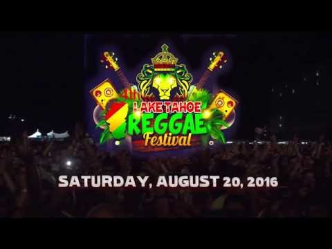 4th Annual Lake Tahoe Reggae Festival Sat. Aug 20, 2016 (Trailer)
