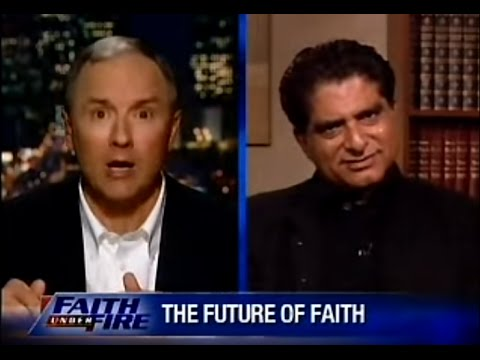 Deepak Chopra vs Christian Apologist (Chopra loses)