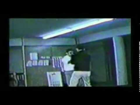 Bruce Lee Quickness in 1960 Wing Chun Trapping, Strikes, Intercept...