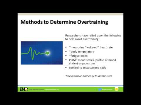 ACSM Video - Optimal Recovery Practical Recommendations for the Recreational Athlete (17 Aug 2016) - Health Fitness India