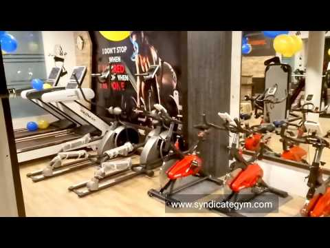 Imported Gym Equipment in India | Syndicate