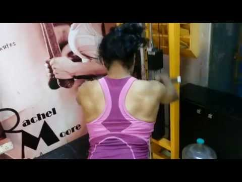 Ashwini Waskar, Female Fitness Model Trainer India, Gym Exercise Workout Bodybuilding 1