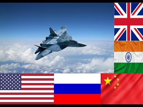 Top 5 Strongest Air Force In the world 2018