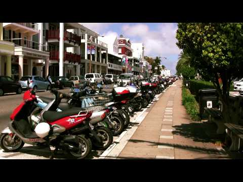 Hamilton Bermuda, HD Video
