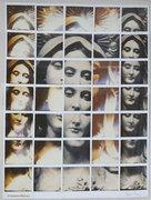 Madonna in Polaroid