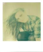 My first Polaroid!