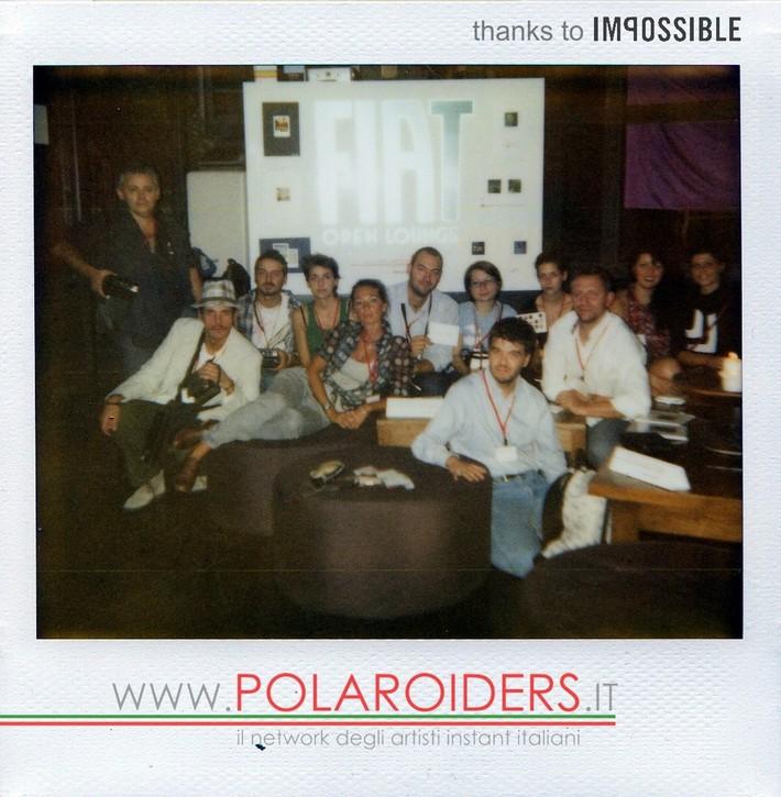 The Polaroiders