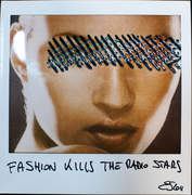 Fashion kills the radio stars