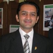 Alex Ziaullah Mirza
