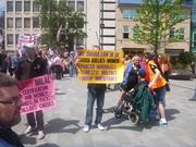 Sheffield EDL demo 2015