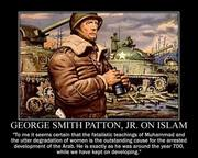 General Patton on Islam