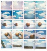Ce ne est pas une photo-Omaggio a Magritte