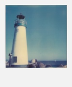 Santa Cruz - lighthouse