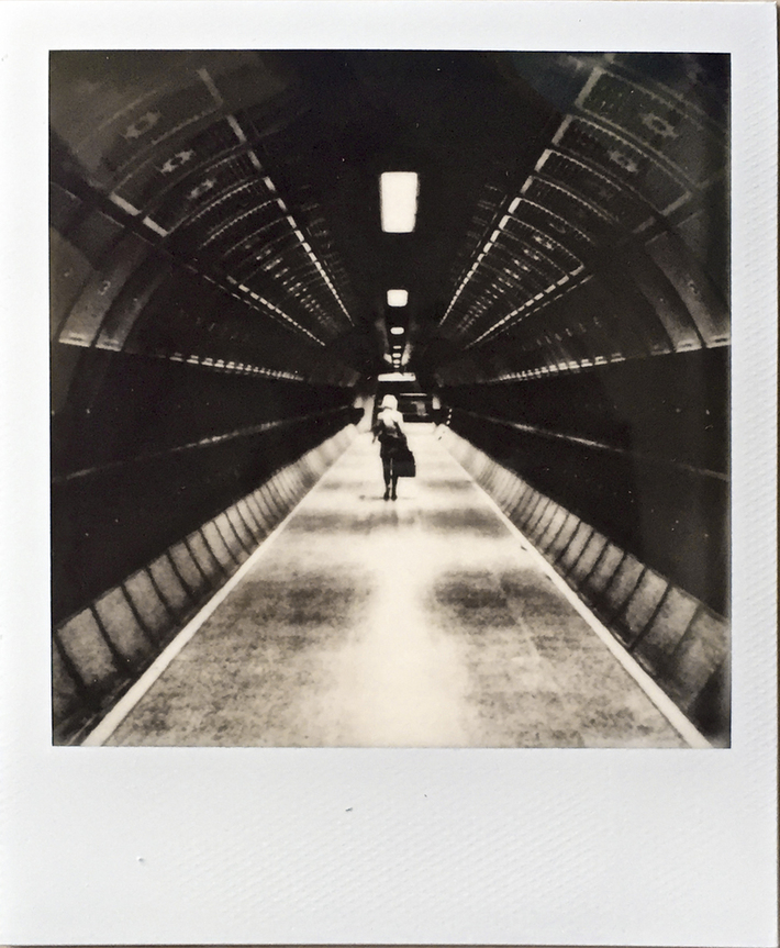 In The London Tube