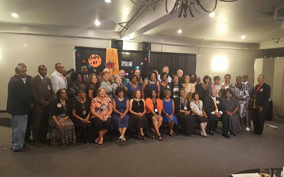 Douglass High School Class of 1976 Forty years later