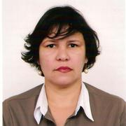 María Lourdes Bruzco Hurtado