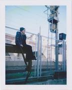 Antistress - Valeria - Polaroid (Fuji FP100c) - 2017