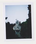 Antistress - Staglieno -  Polaroid (Fuji Fp-100c) - 2016
