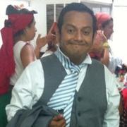 Hugo Aguilar el guapo amigon